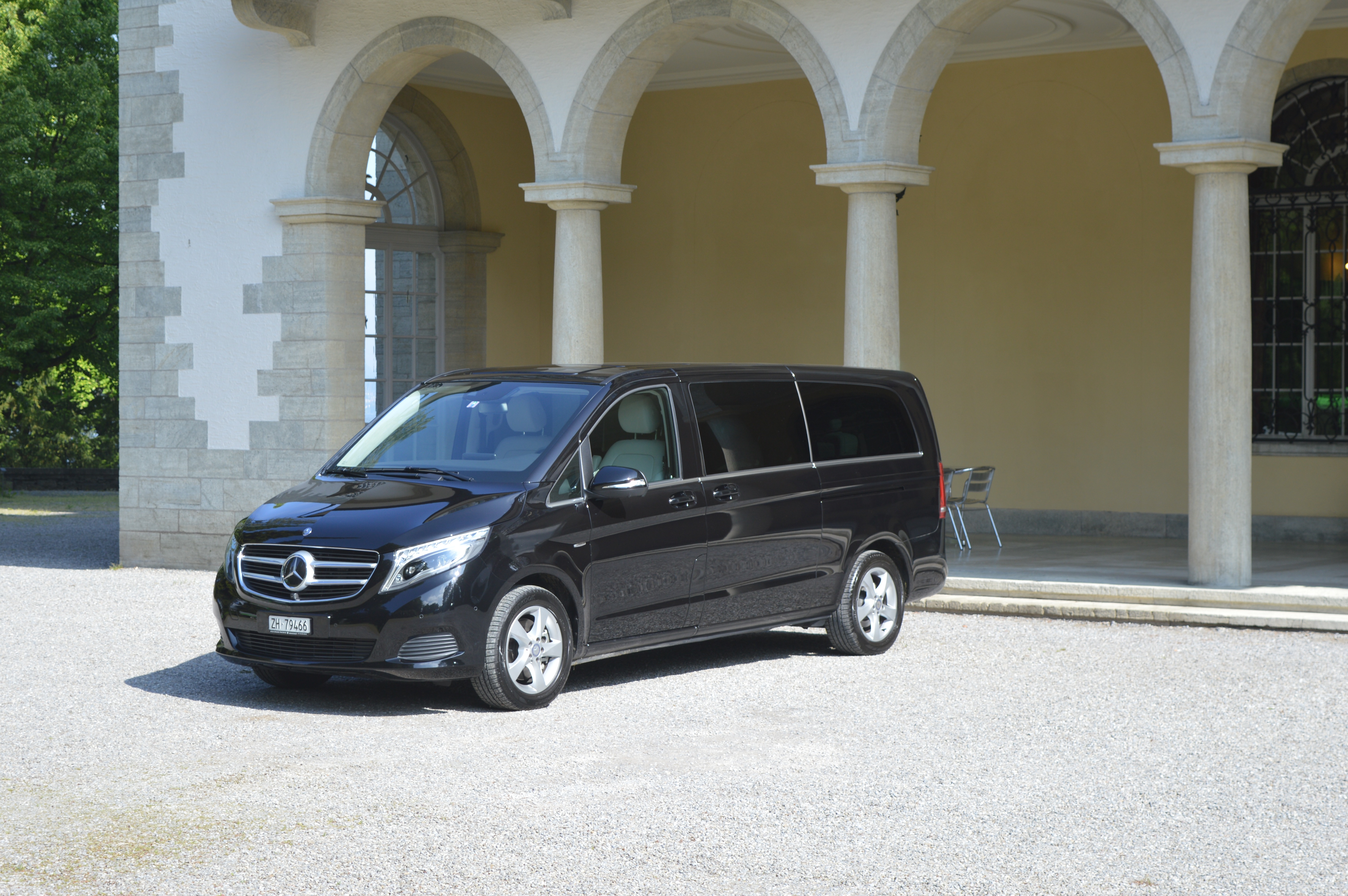 Airport Transfer with VAN