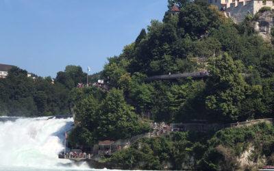 Trip to Rhine Falls