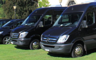 Rent a van or minibus with driver