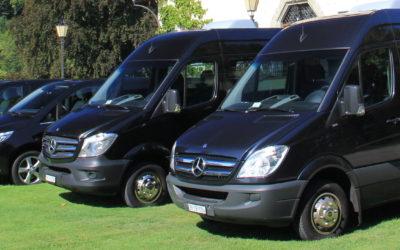 Minibusse mieten mit Chauffeur